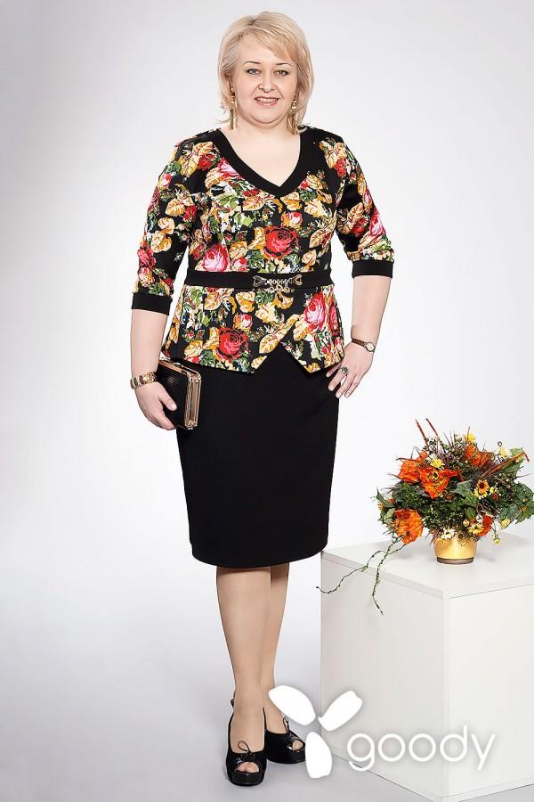 Плаття Білаза 146 чорний