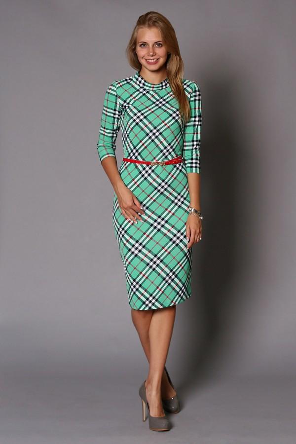 Платье Лисетта 200 бирюза