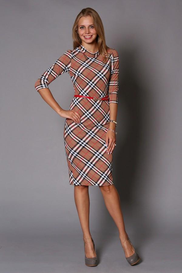 Платье Лисетта 200 капучино