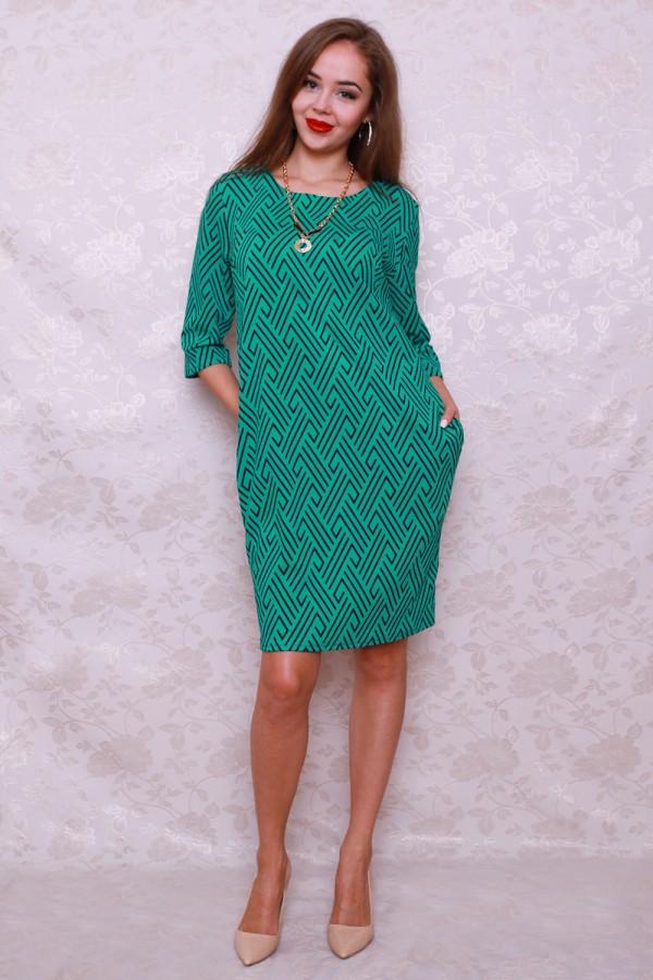 Платье 440 зелёный