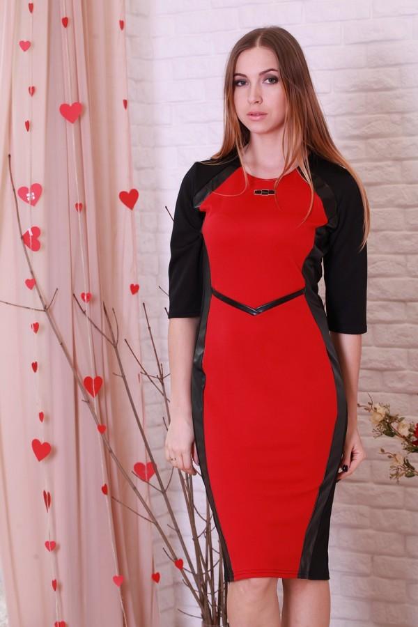 Плаття 200 червоний