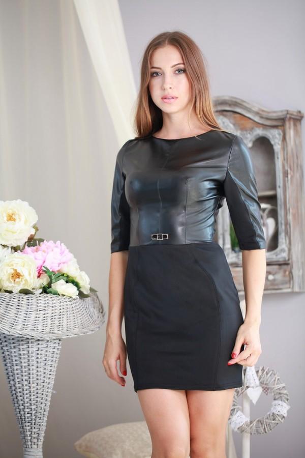 Платье 182 чёрный