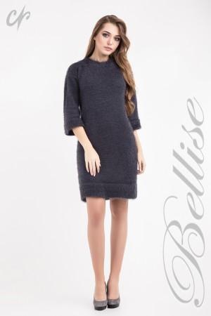 Нарядне сіре плаття TB149703 Bellise
