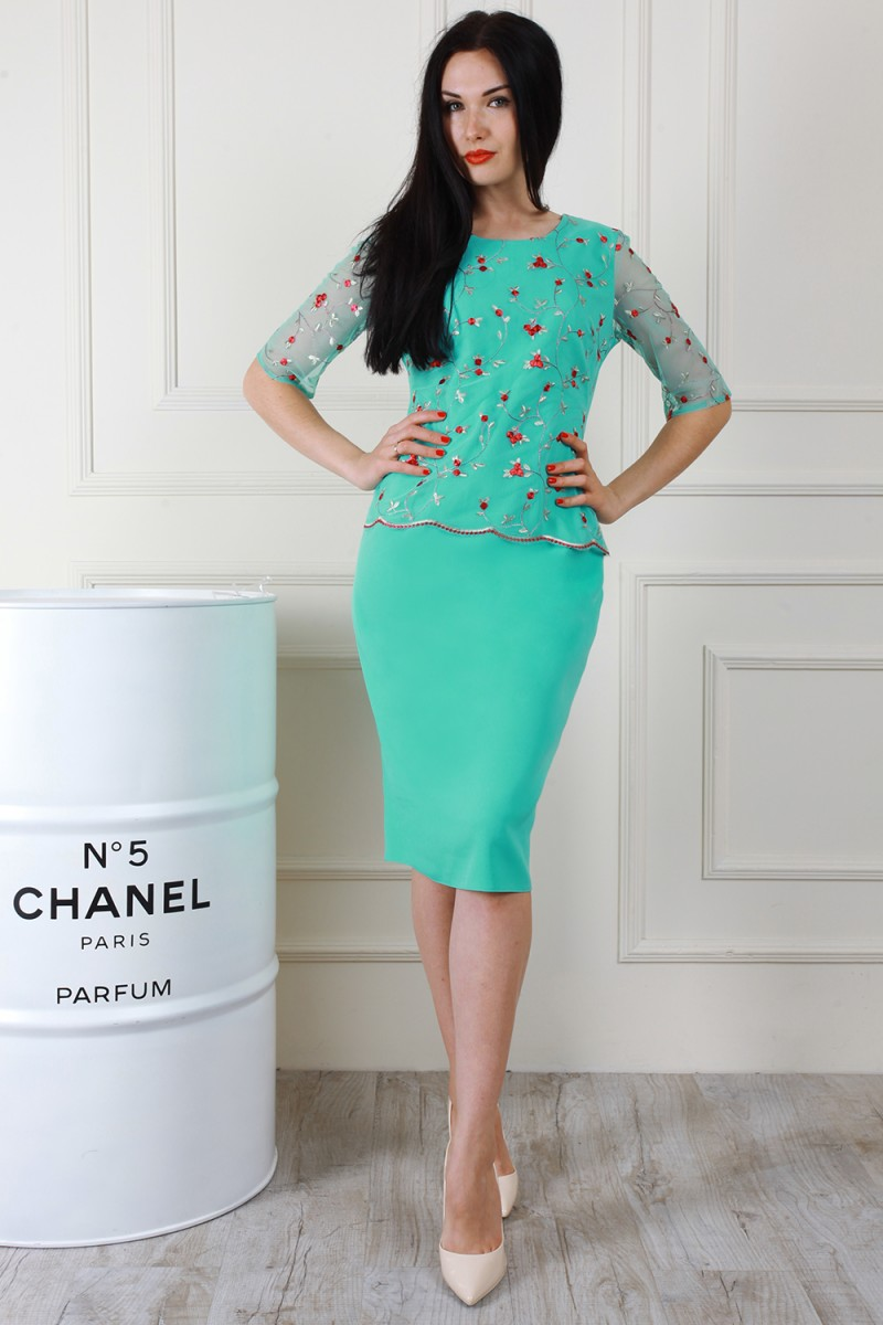 Купить Недорогое Платье Большого Размера