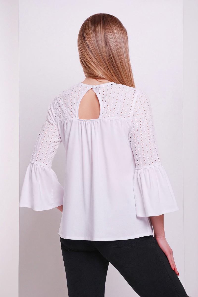 Белая блузка купить недорого