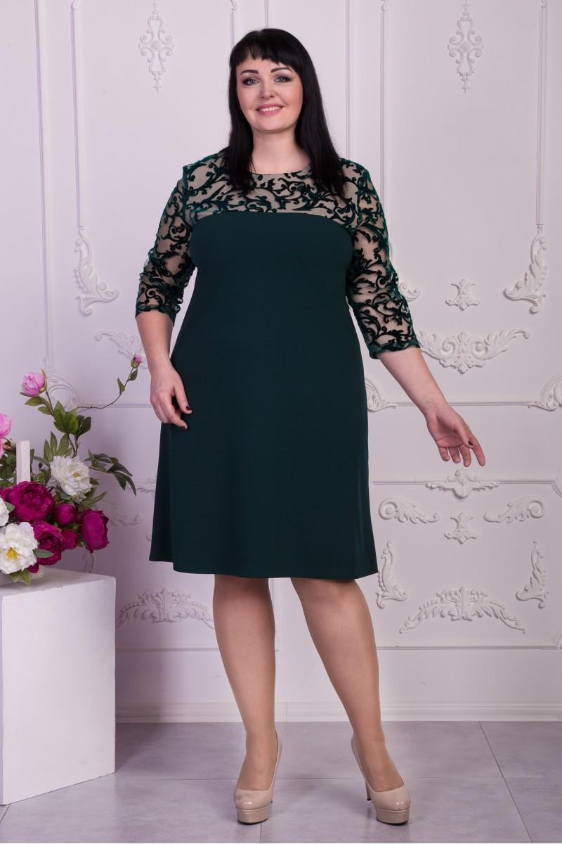 70a14e4ea80184 Купити вечірнє зелене плаття VN33003 великого розміру від виробника ...