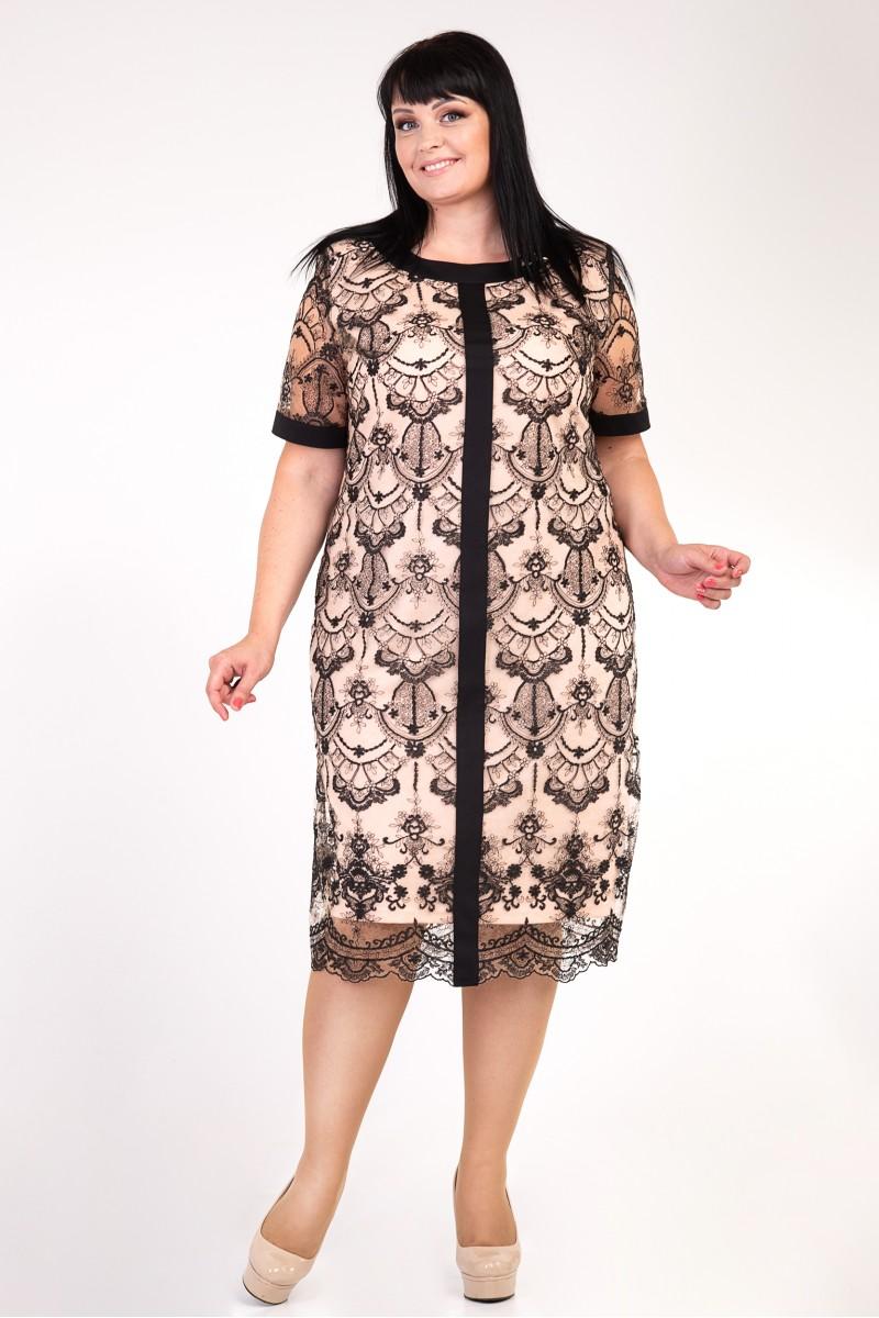 d02e1245b5cae38 Купить недорого платье больших размеров VN30808 желтые цветы ...