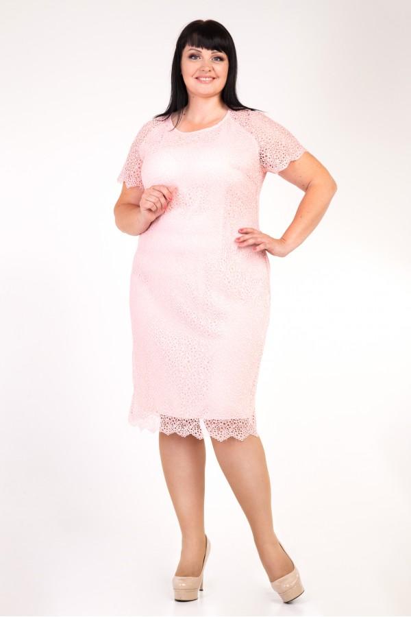 Платье Шенон больших размеров VN34702