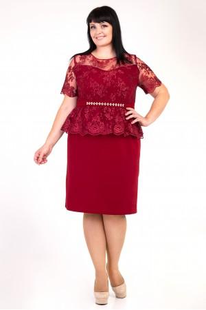 Сукня Маріам великих розмірів VN34902