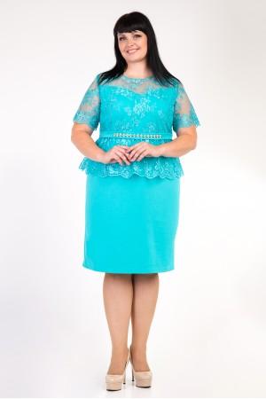 Сукня Маріам великих розмірів VN34903