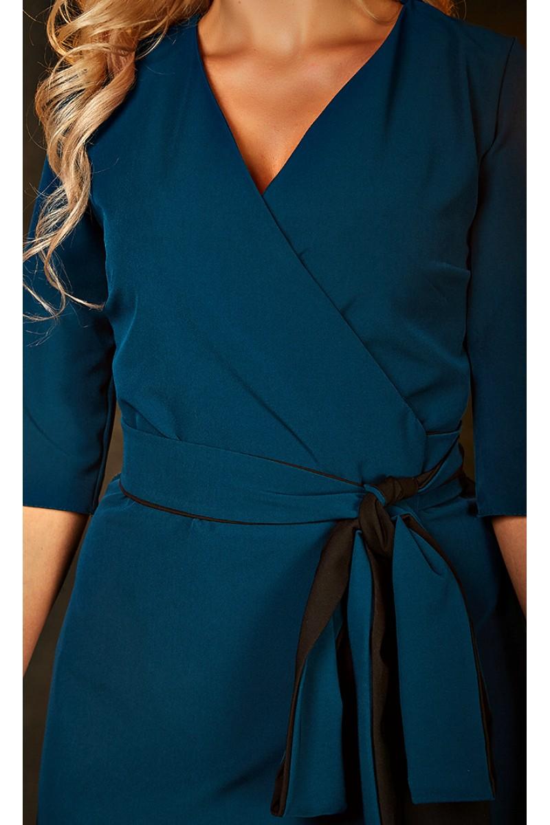 Купити плаття на запах Бейліс AD700501 зеленого кольору від ... f70fbed064772
