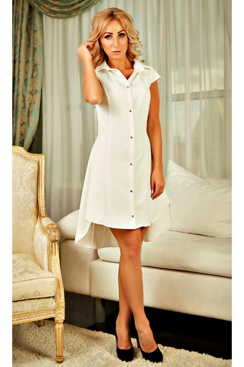 Купити оригінальне плаття Стефанія AD23703 молочного кольору від ... 617522e5246dc