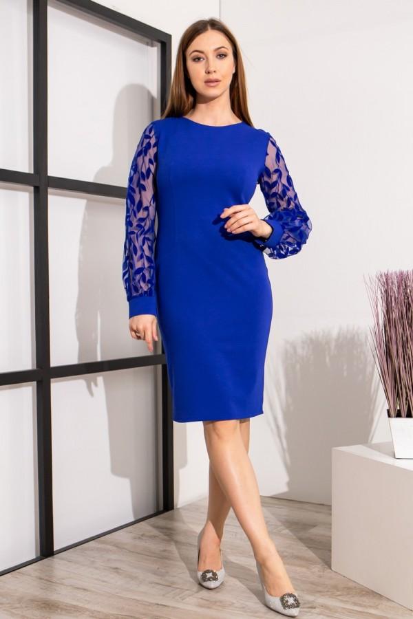 Чарівні сукня електрик  2021 YM39601