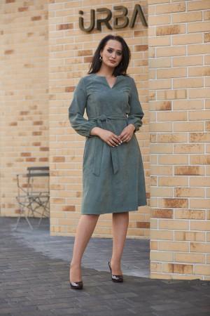 Зимове стильне плаття  2021 великого розміру  VN48302