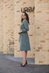 Зимове практична сукня  2021 великого розміру  VN48302
