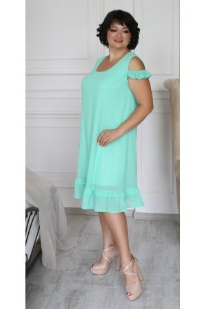 Літня сукня 2021 великого розміру LB185003 мята