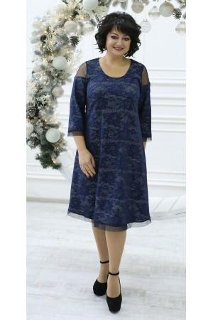 Чарівна сукня великого розміру LB212001