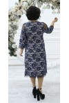 Сукня нарядна  великого розміру LB212002