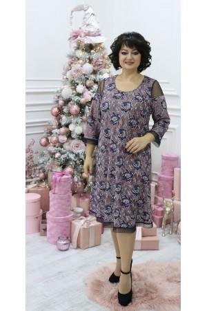 Чарівна сукня великого розміру LB212003