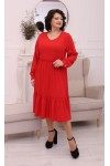 Сукня нарядна  великого розміру  LB2072