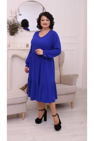 Шовкова сукня вільного крою LB207204