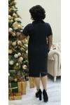 Сукня нарядна  великого розміру LB210901