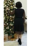 Плаття нарядне  великого розміру LB211303