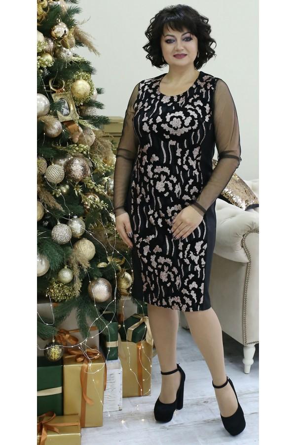 Изумительное нарядное платье LB2116