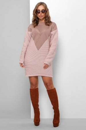 Сукня 181 GL61825 колір фрез-пудра