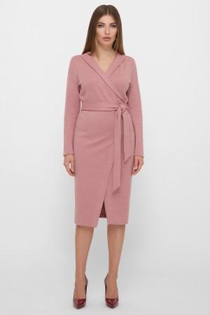 Сукня Ранді д/р GL62339 колір пильна троянда