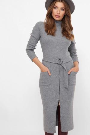 Плаття Віталіна 1 д/р GL61181 колір сірий