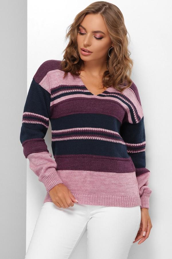 Джемпер 180 GL61793 цвет фиолетовый