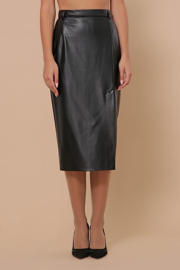 спідниця мод. № 40 GL51352 Колір Чорний