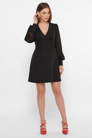 Сукня Деліла д/р GL61768 Колір Чорний