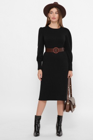 Плаття Жизель д / р GL61430 колір чорний