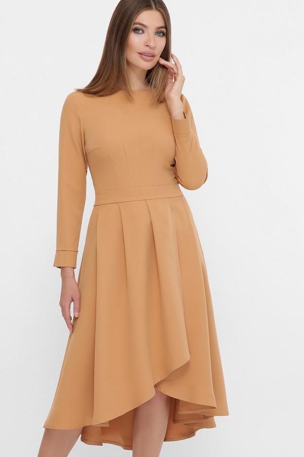 Сукня Ліка д/р GL62205 колір пісочний