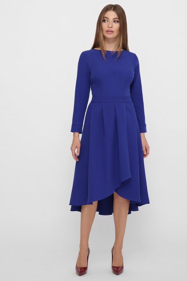 сукня Ліка д / р GL62209 колір Королівський синій