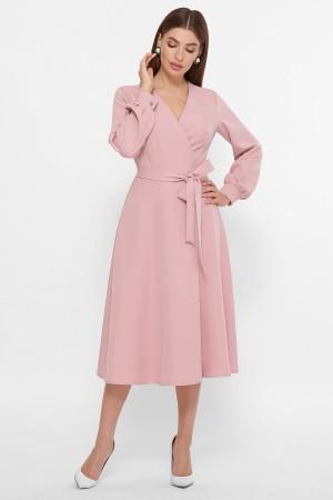 Платье Дарена д/р GL61427 цвет лиловый