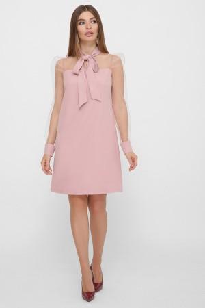 Сукня Раяна д/р GL62373 колір пудра