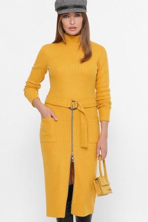Плаття Віталіна 1 д/р GL61171 колір гірчиця