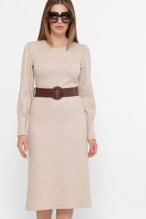 Плаття зимове Жизель д/р GL61429 беж