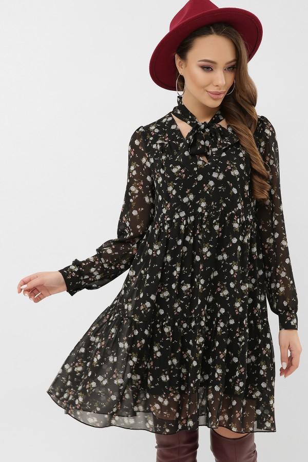 Шифонова сукня 20121 Мара GL66142