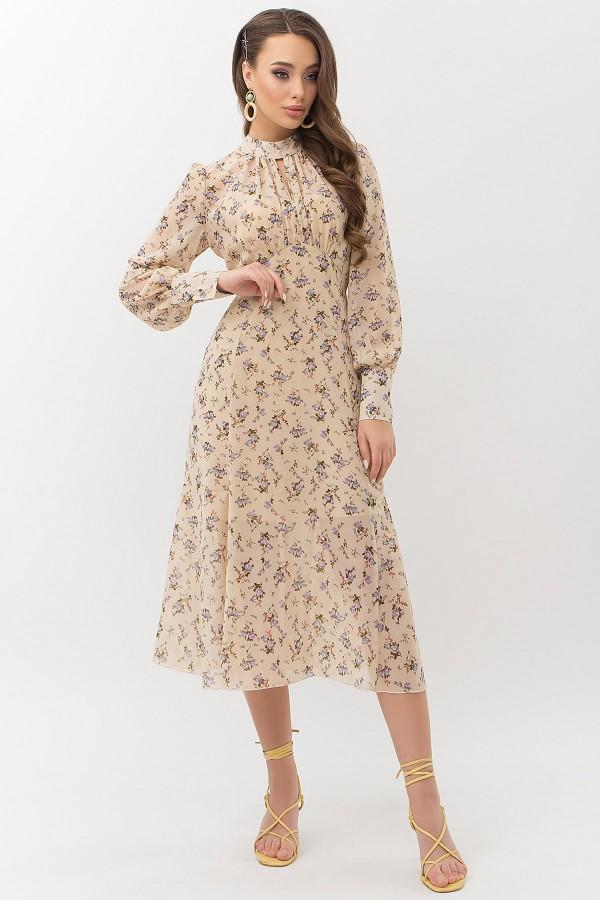 Вишукана сукня миди 2021 Манкела GL66268