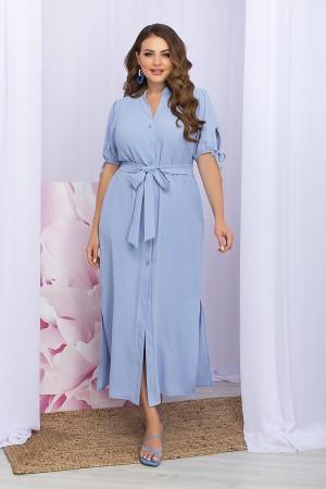 Плаття Мелита-Б к / р GL70289 колір  блакитний