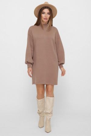 Тепла сукня Таліта   GL62379 капучіно