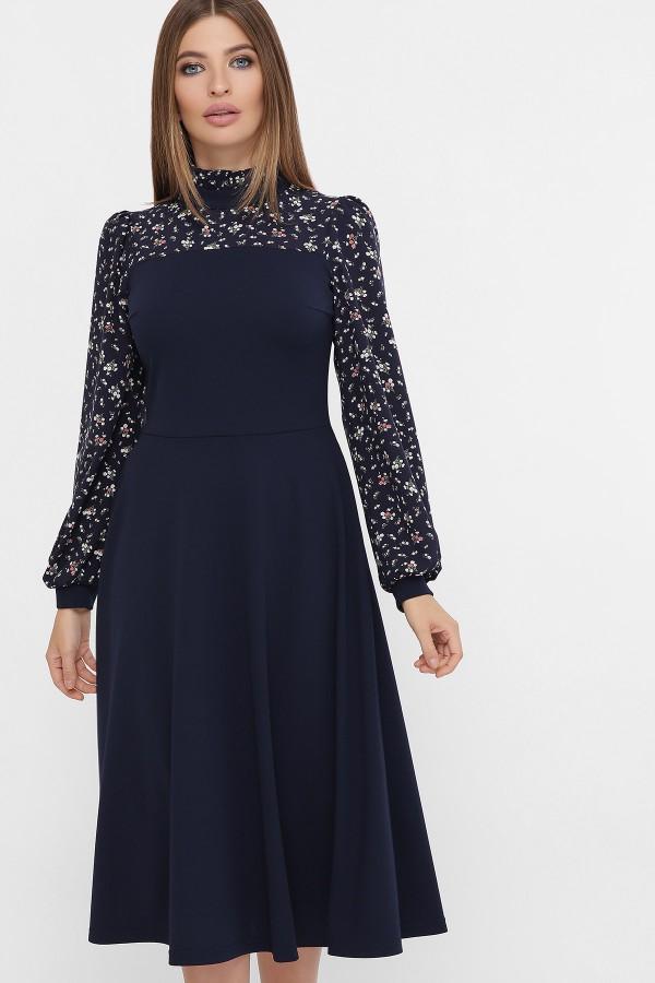 Вишукана сукня Алтея GL62274 синій