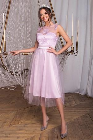Чарівне плаття Паіса GL67854 св.бузковий