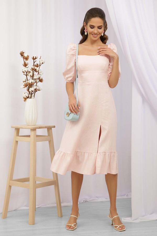 Плаття  Коста-Л к / р GL70474 колір пудра