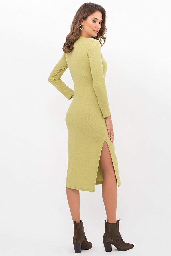 Сукня тепла Піна д / р GL75111 колір оливковий