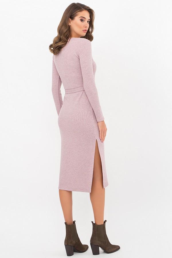 Сукня тепла Піна д / р GL74186 колір курна троянда